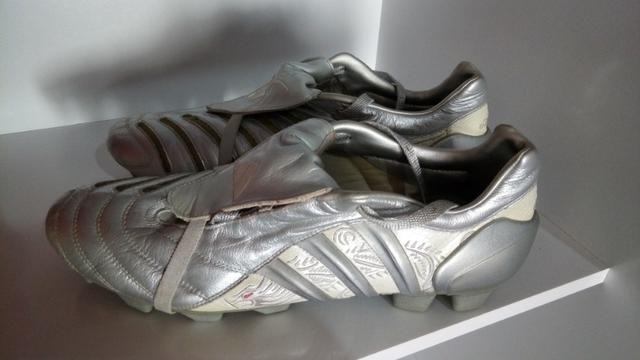 new arrival 1e97f a0abb Chuteira Adidas Predator Pulse TRX  David Beckham  FG - Tamanho 44 BR