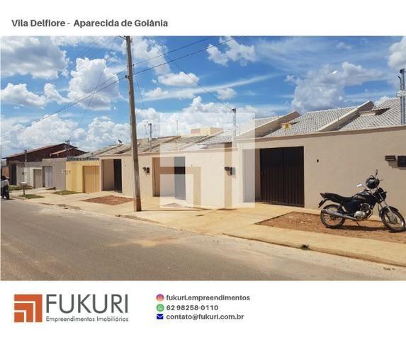 Casa Vila Delfiore 2Q c/ suíte - Aparecida de Goiânia