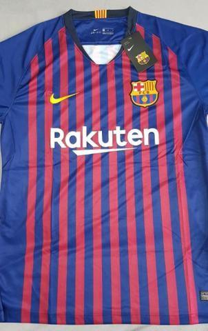64148885b4 Camisa Barcelona 18 19 - Roupas e calçados - São Dimas
