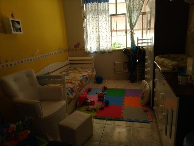 Apto 02qts dependência garagem cond.barato e fechado ac financiamento prox CariocaShoping - Foto 9