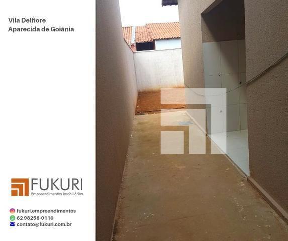 Casa Vila Delfiore 2Q c/ suíte - Aparecida de Goiânia - Foto 10