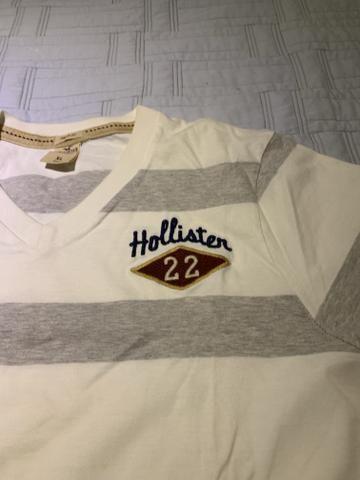 "Camiseta Malha Hollister. ""Pra Vender"" - Foto 3"