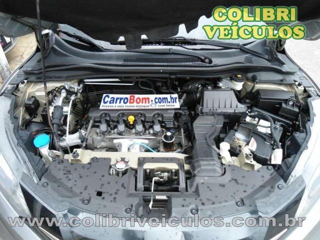 HR-V LX 1.8 Flexone 16V 5p Aut. - Foto 10