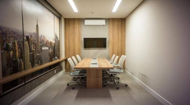 Sala para alugar, 42 m² por R$ 1.500/mês - Condomínio Sky Towers - Indaiatuba/SP - Foto 9