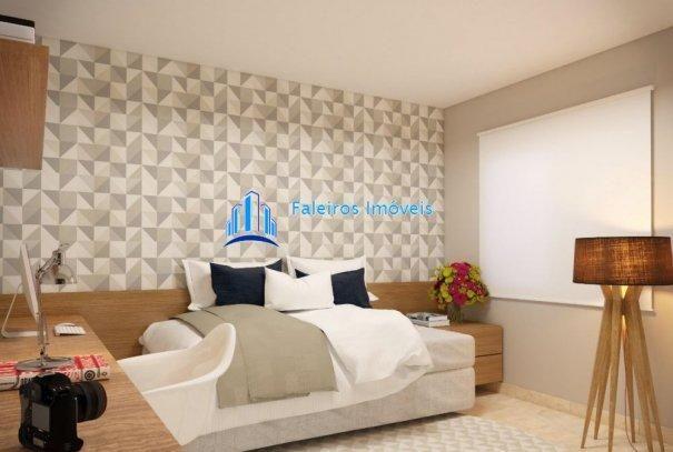 Apartamento 2 dormitórios com sacada e lazer completo - Apartamento em Lançament... - Foto 13