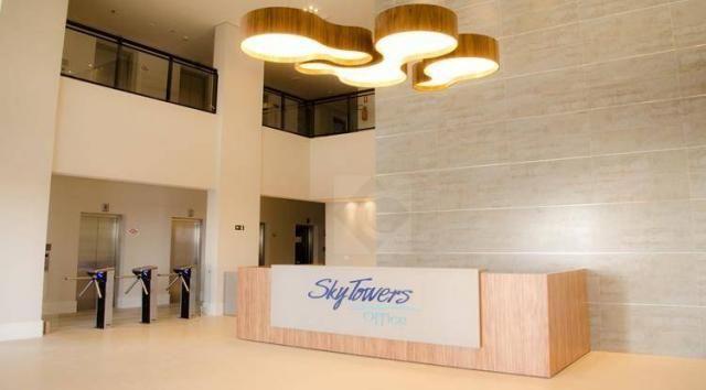 Sala para alugar, 42 m² por R$ 1.500/mês - Condomínio Sky Towers - Indaiatuba/SP - Foto 17