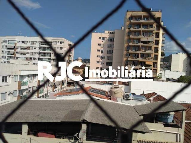 Exclusivíssimo! Condº Hidra Novo Infra total! Tijuca ,Varanda 02 Qtos, Suite, Sol Manhã - Foto 4