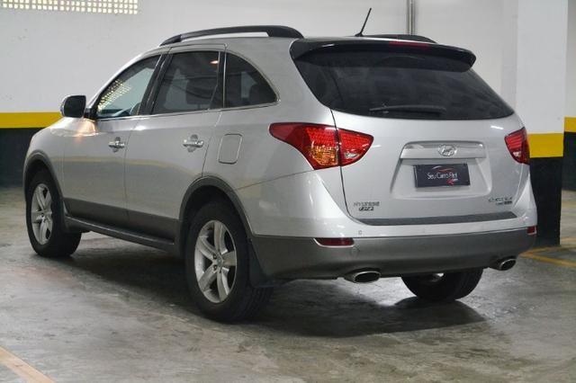 Hyundai Veracruz GLS 3.8 - Blindado Steel - Impecável - Pneus novos - 2010 - Foto 3