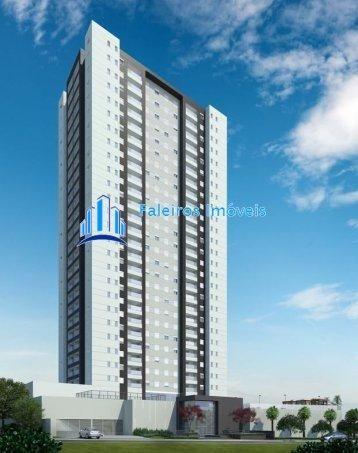 Vision Apartamento de 2 e 3 dormitórios Lazer completo - Apartamento em Lançamen... - Foto 5