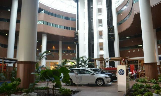 Sala Comercial Mundo Plaza 60m² com 2 vagas. Unidade Privilegiada alta Tancredo Neves - Foto 5