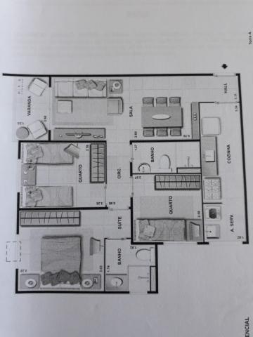 Apartamento 3 dorms no Jardim Camburi - ES em Vitória - ES - Foto 10