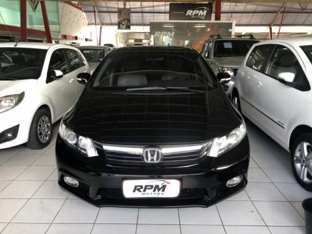 Honda civic 1.8 exs 16v flex 4p 2013