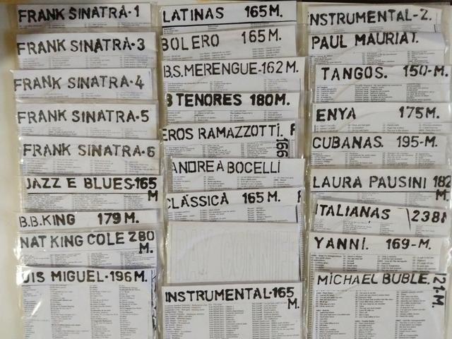 MP3 Coleção,Jazz,blues,boleros, clássicos,instrumental,tangos e Italianas