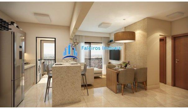 Lançamento apartamento 2 dormitórios sendo 1suíte Ribeirania - Apartamento em La... - Foto 13
