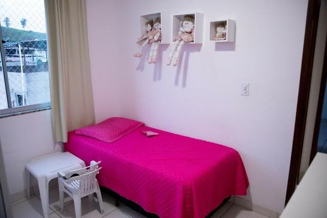 Apartamento em Ipatinga, 3 qts/suite, Sacada Sist. Alarme, 111 m². Valor 210 mil - Foto 9