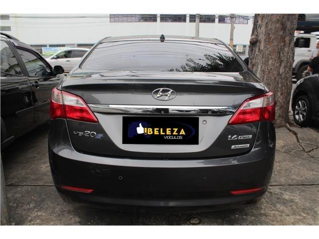 Hyundai Hb20s 1.6 premium 16v flex 4p automático - Foto 5