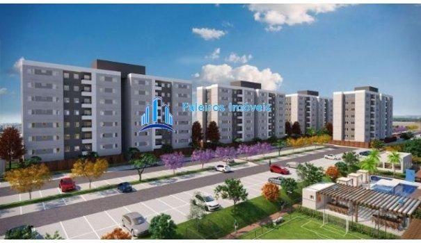 Apartamento 2 dormitórios com sacada - Minha Casa Minha Vida - Apartamento em La... - Foto 11