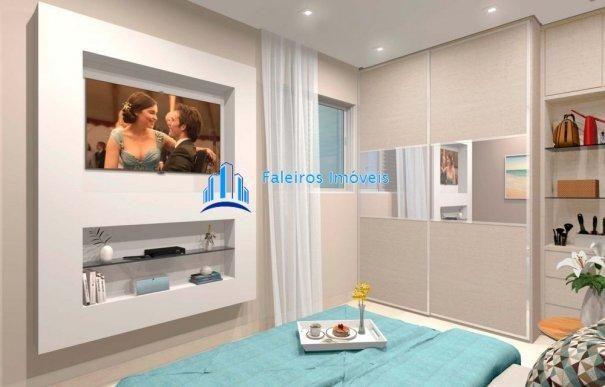 Apartamento 2 dormitórios com sacada e lazer completo MCMV - Apartamento em Lanç... - Foto 10