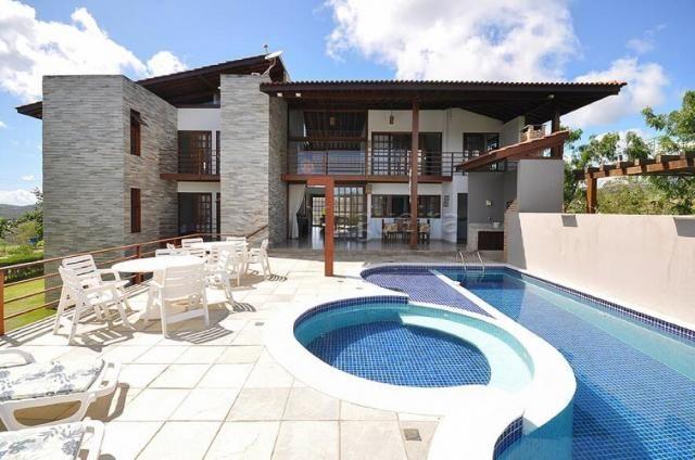 Casa de condomínio à venda com 5 dormitórios em Campos do jordao, Gravata cod:V270 - Foto 6