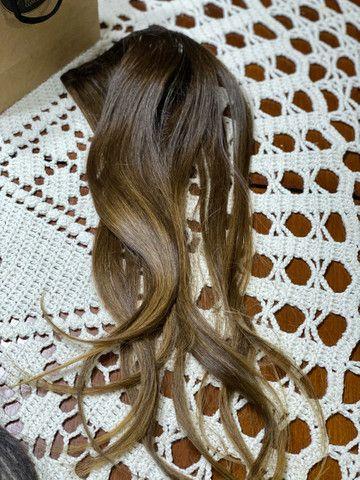 Vendo cabelo de faixa com 3 meses de uso  - Foto 2