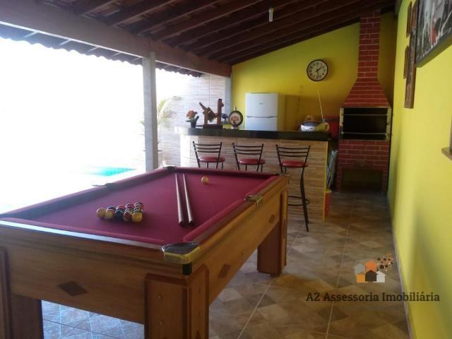 Casa para Venda em Pirassununga, Vila Santa Fé, 3 dormitórios, 1 banheiro, 4 vagas - Foto 7