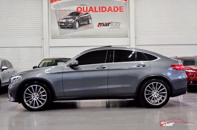 Mercedes GLC 250 2.0 4MATIC 211HP TETO 4X4 NIVEL 3 NA LAF BLINDADOS GARANTIA ATE 2022 4P - Foto 6