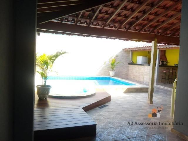Casa para Venda em Pirassununga, Vila Santa Fé, 3 dormitórios, 1 banheiro, 4 vagas - Foto 2