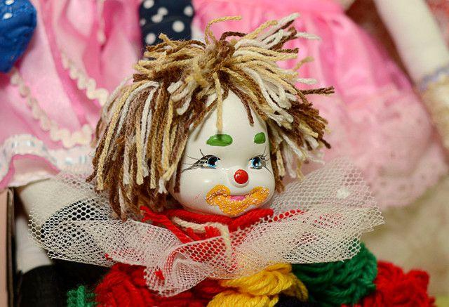 Palhaço de Lã - Foto 3
