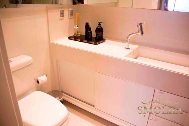 Apartamento à venda com 2 dormitórios em Jurerê internacional, Florianópolis cod:8021 - Foto 18