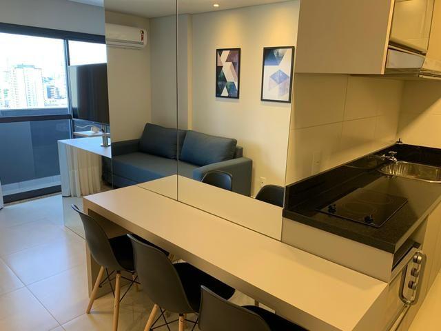Apartamento Studio Totalmente Mobiliado no The Five East Batel - Direto com o Proprietário - Foto 2