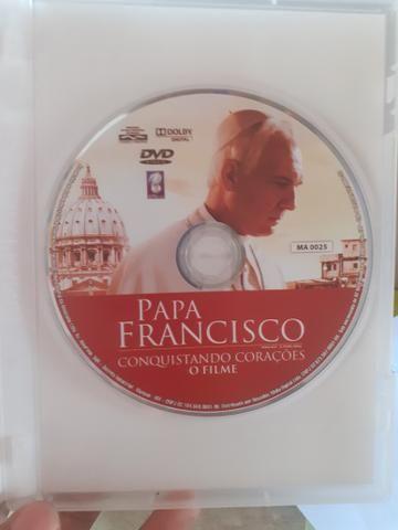 3 DVDs originais (católicos) - Foto 2