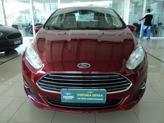 FORD FIESTA 1.6 TITANIUM SEDAN 16V FLEX 4P POWERSHIFT.