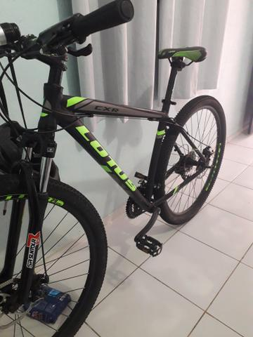 Vendo bike lotus semi nova