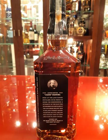 Whisky Jack Daniel's Nº7 - 1 Litro - Produto Original - Foto 3