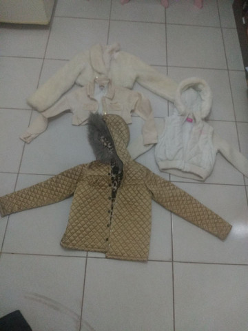 Kit de casacos de frio - Foto 5