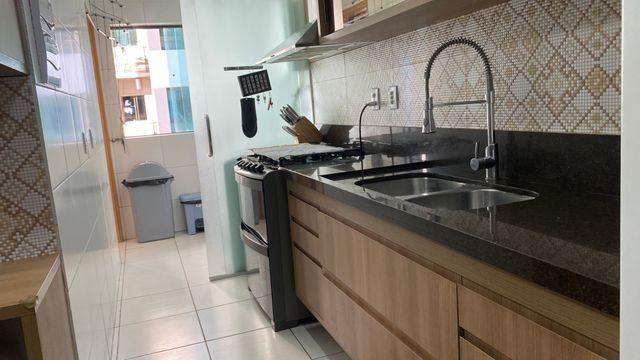 Excelente apartamento,92m2-3Qtos+1DCE-Capim Macio - Foto 9