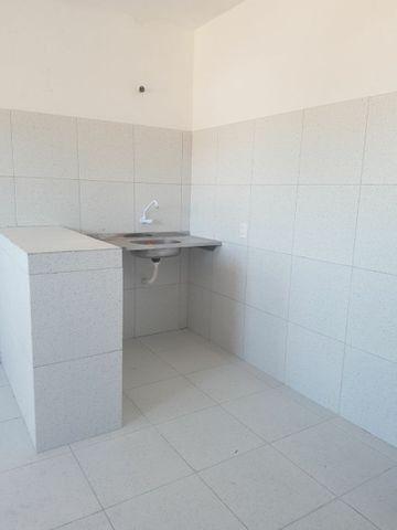 Alugo apartamento novos$ 450,00 - Foto 3