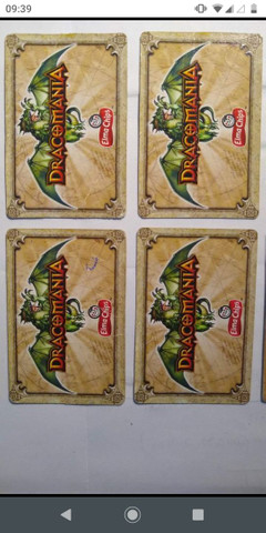 CARDS MYTHOMANIA DRACOMANIA - Foto 5