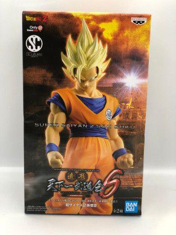 Bonecos Banpresto DBZ Originais Dragon Ball Goku Vegetta - Foto 3