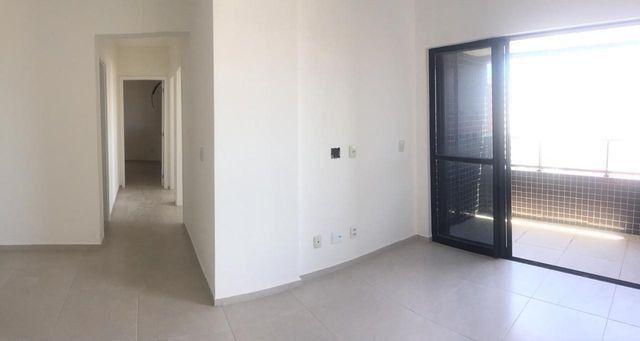 Apartamento novo com 3/4 todo nascente na gruta - Foto 13