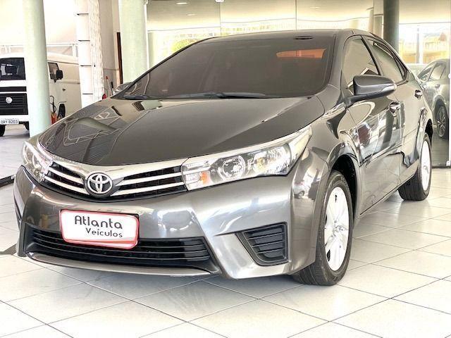 Toyota Corolla Gli 2016/2017 - Automático - único dono !!! - Foto 2