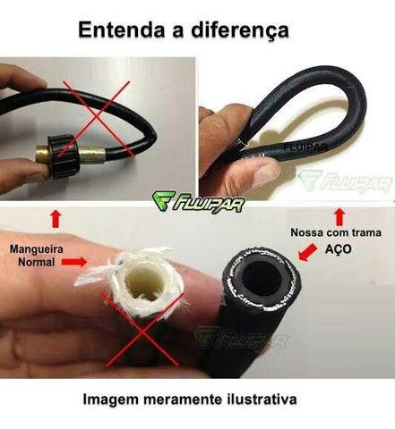 Mangueiras Hidraulicas/ pneumáticos - Foto 5