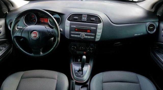 Fiat bravo 2013 essence Dualogic completo c/ GNV 5a geraçã - Foto 5