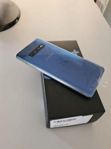 Samsung Galaxy S10+ 128GB azul  - Foto 3