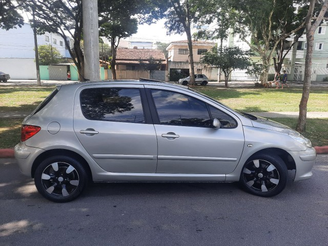 Peugeot 307 Premium Teto Automático Top!!! - Foto 20