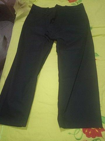 Várias calças semi nova - Foto 5