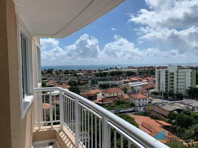 Apartamento com 2 dormitórios à venda, 53 m² por R$ 360.684,20 - Jacarecanga - Fortaleza/C - Foto 8