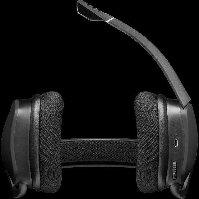 Headset Gamer Corsair Void Elite Wireless, RGB, 7.1 Surround - Foto 2