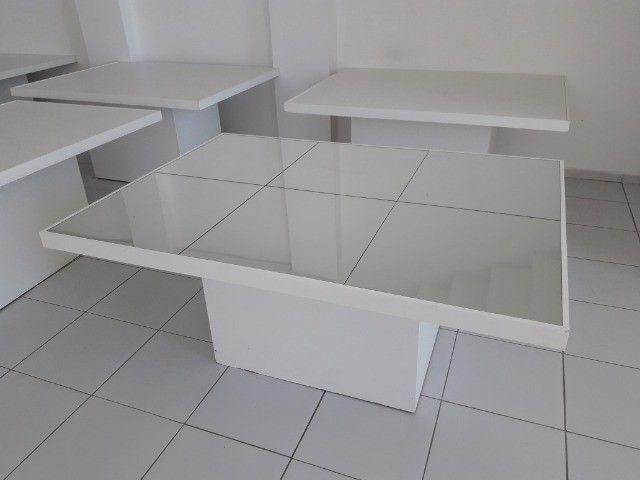 Mesa para 8 cadeiras - Foto 3