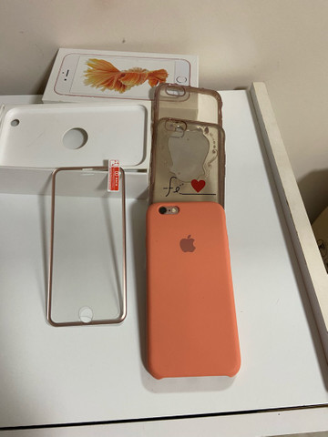 iPhone 6S 16gb Rosa gold  - Foto 4